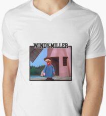 Camberwick Green Windy Miller Men's V-Neck T-Shirt