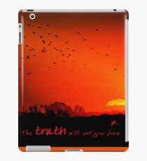 Truth iPad Case/Skin