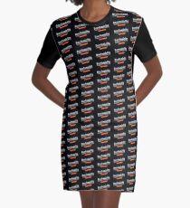 Randomicity Graphic T-Shirt Dress