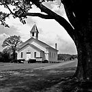 Country Church by Ray4cam