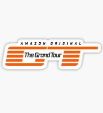 The grand tour Sticker