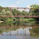 My bridge... by Tom Deters