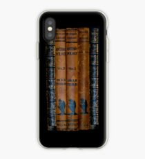 The Thinker's Library - iPhone Case iPhone Case