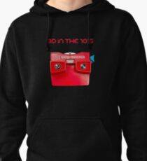VIEWMASTER - 3D IN THE 70's Pullover Hoodie