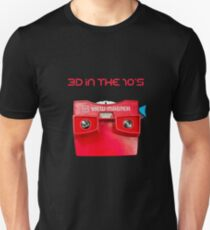 VIEWMASTER - 3D IN THE 70's Unisex T-Shirt