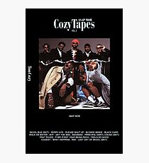 Cozy Tapes Photographic Print