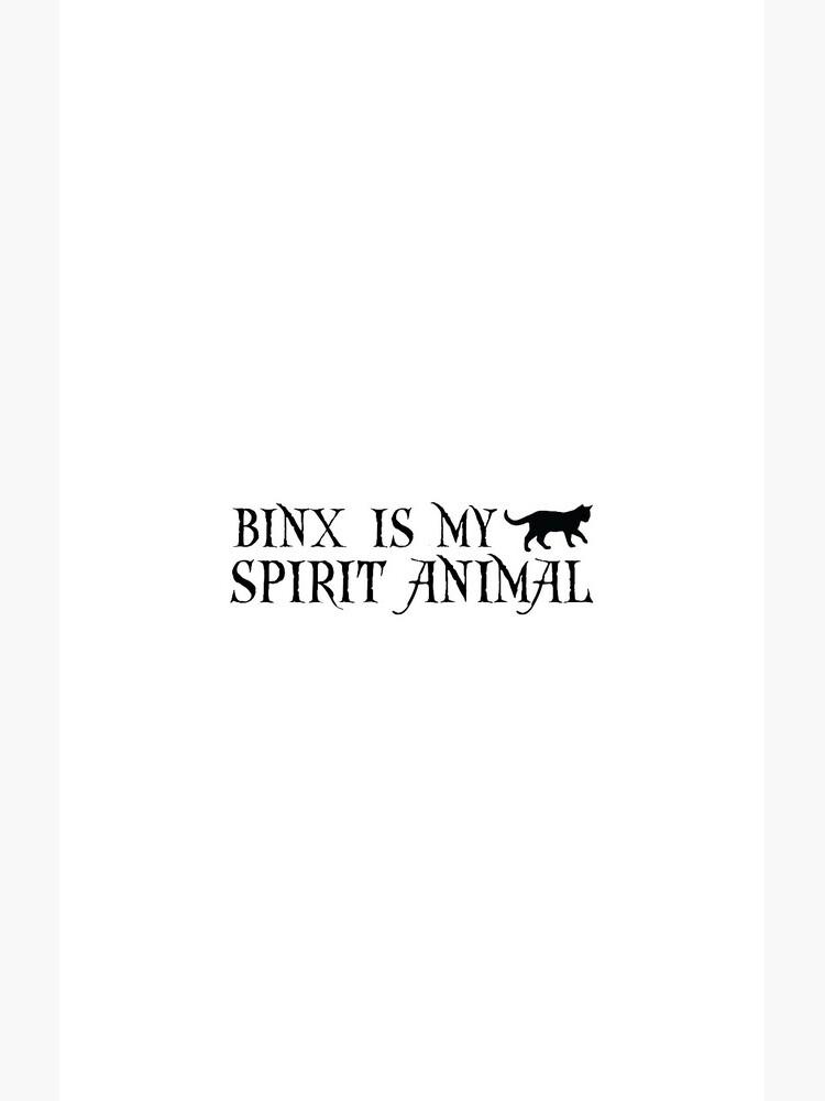 Binx Is My Spirit Animal - Hocus Pocus by iTheressa