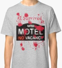 Bates Motel - I Survived! - T-shirt Classic T-Shirt