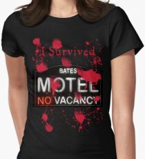 Bates Motel - I Survived! - T-shirt Women's Fitted T-Shirt