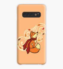 Autumn Fox Case/Skin for Samsung Galaxy