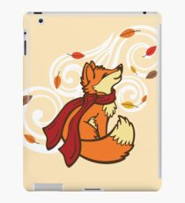 Autumn Fox iPad Case/Skin