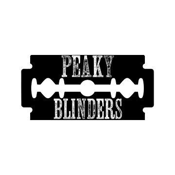 blinders peaky by maciegutierrezY