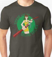 Final Fantasy VIII - Selphie Sticks T-Shirt