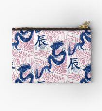 The Dragon Chinese Zodiac Sign Studio Pouch