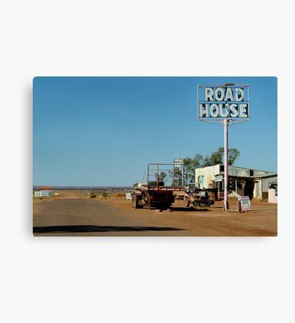 Oodnadatta,Outback Australia Canvas Print