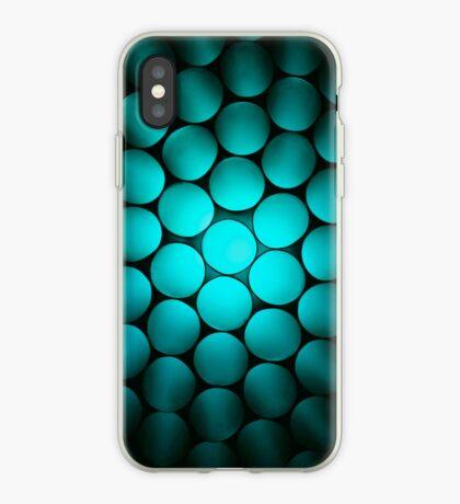 Just Green Or Aqua - iPhone Case iPhone Case