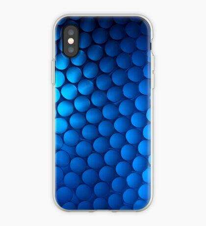 Just Blue - iPhone Case iPhone Case