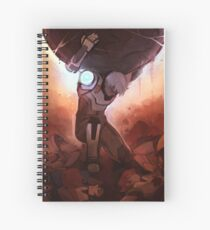 Atlas Spiral Notebook