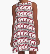 Here Comes the Tide Gameday Dress A-Line Dress