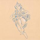 pencils 3 by Eevien Tan