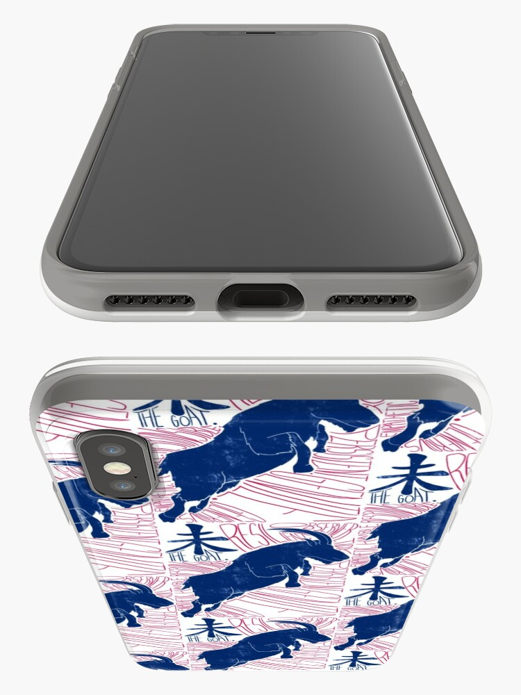 Alternate view of The Goat / Sheep Chinese Zodiac Sign iPhone Case & Cover