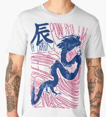 The Dragon Chinese Zodiac Sign Men's Premium T-Shirt