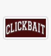 CLICKBAIT MERCH DAVID DOBRIK Sticker