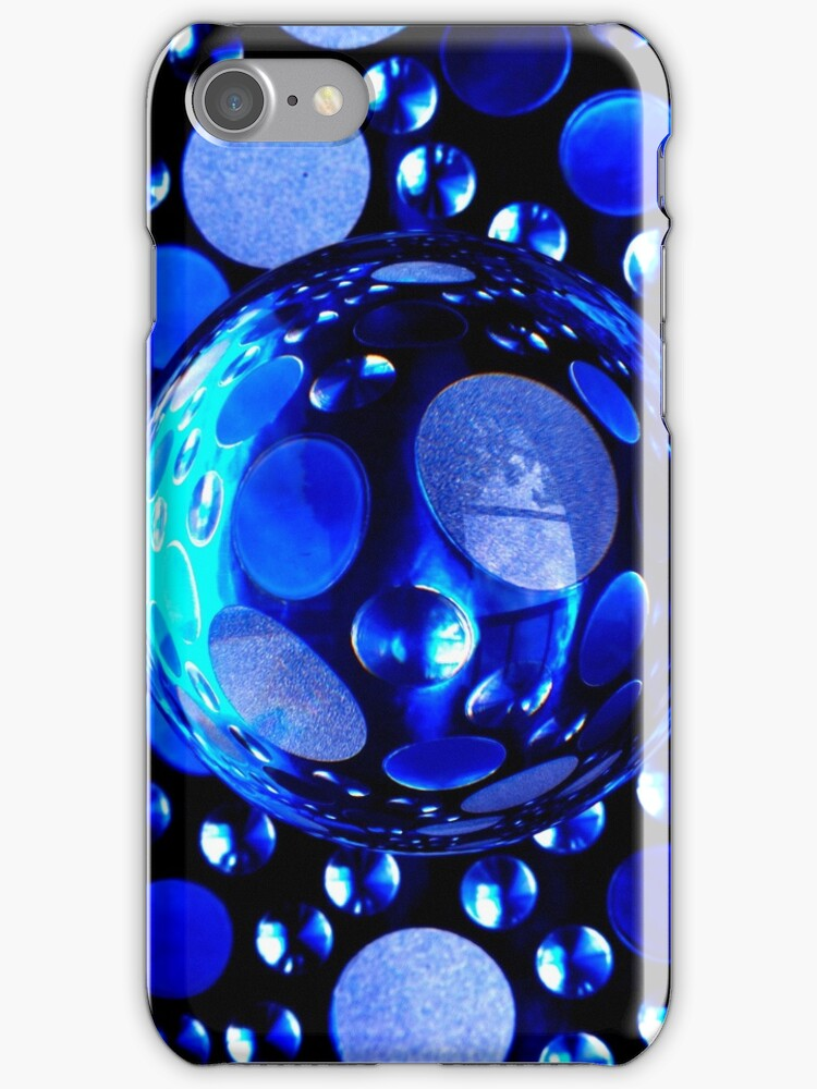 Bubblemania - iPhone Cover by Bryan Freeman