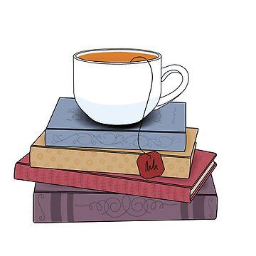 Té y libros de NicoleHarvey