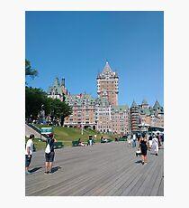Quebec, #Quebec Photographic Print