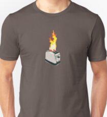 FlamingToaster Unisex T-Shirt