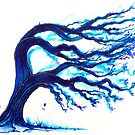 Tree, Blue Breeze by Linda Callaghan