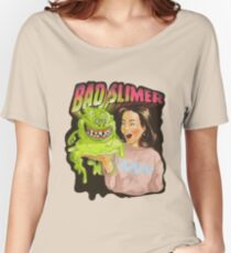 Bad slimer Women's Relaxed Fit T-Shirt