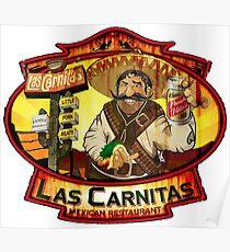 Las Carnitas Poster