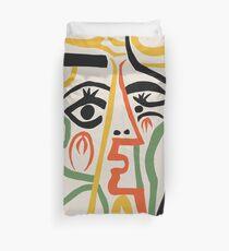 Picasso - Frauenkopf # 1 Bettbezug
