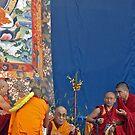 Dalai Lama in Bendigo by Harry Oldmeadow