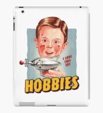 Hobbies iPad Case/Skin