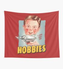 Hobbies Wall Tapestry