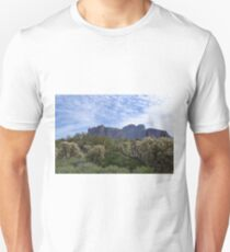 Superstition Mountain 4 Unisex T-Shirt