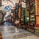 Block Arcade, Melbourne by Michelle Golden