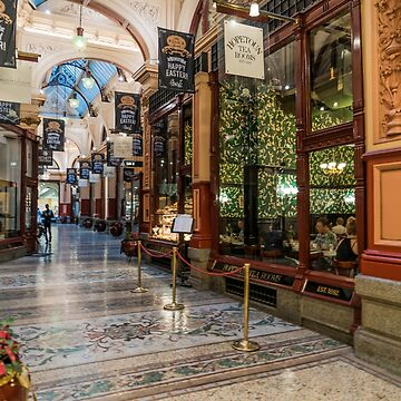 Block Arcade, Melbourne by houseofgolden