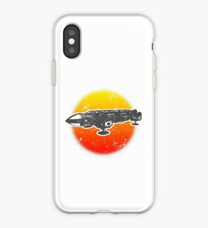Space Eagle 1 Transporter 1999 Dive Light iPhone Case