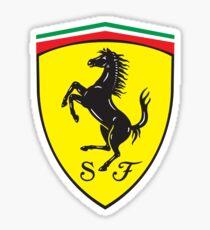 Ferrari Logo  Sticker