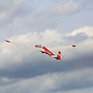 Bicester Gliding Centre, Winch Tow Launch by John Dalkin