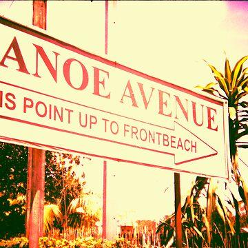 Canoe Avenue by kaancalder