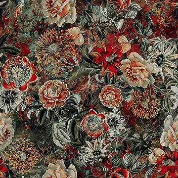 Fall Garden by rizapeker