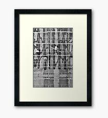 DIre Straits Framed Print