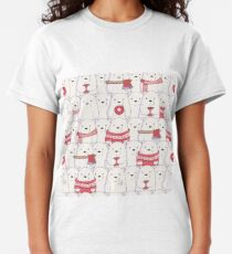 Ice Bear's sweater weather Classic T-Shirt