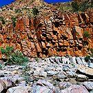 desert rockscape by Clare McClelland