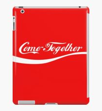 The Beatles: Come Together. iPad Case/Skin